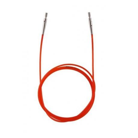 KnitPro kabel 100 cm (rood)