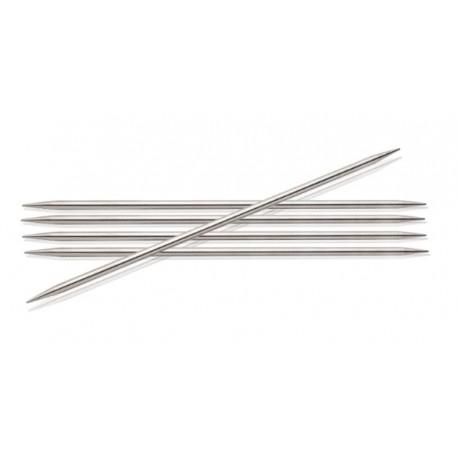 KnitPro Nova (metaal) 10 cm 2,5 mm
