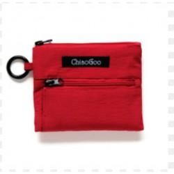 ChiaoGoo Hoes voor verwisselbare rondbreinaalden (shorties)