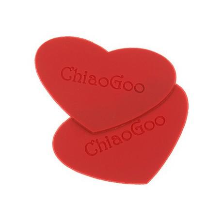 ChiaoGoo Rubber Gripper in hartvorm
