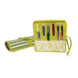 KnitPro Hoes voor Sokkennaalden - DPNs - Greenery