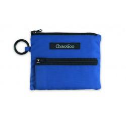 ChiaoGoo Hoes Blue voor verwisselbare rondbreinaalden (shorties)