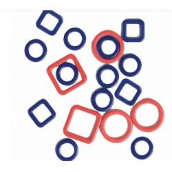 KnitPro Steekmarkeerders Linea - Magnetisch