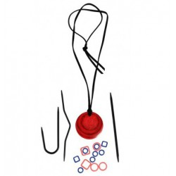 KnitPro Magnetische Ketting - Cherry Berry