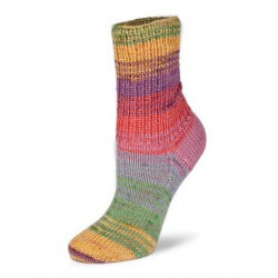 Rellana Flotte Socke Bamboe Merino Emotion - 1540