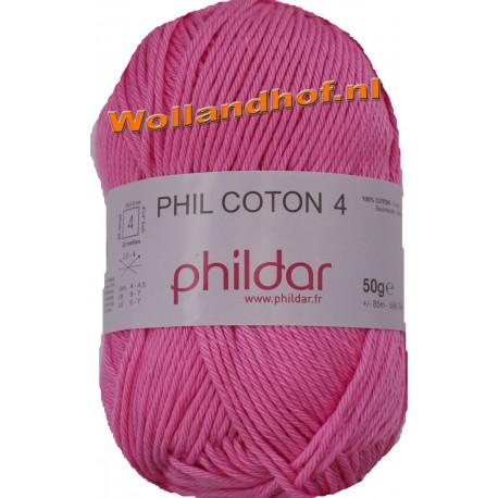 Phildar Phil Coton 4 - 0068 Petunia
