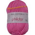 Phildar Phil Coton 4 - 0068 Petunia OP is OP