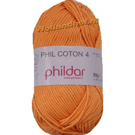 Phildar Phil Coton 4 - 0070 Melon