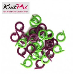 KnitPro Split Ring Steekmarkeerders