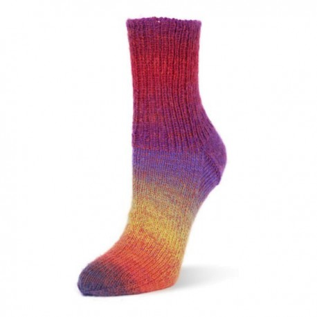 Rellana Flotte Socke Kolibri kleur 6202