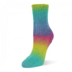 Rellana Flotte Socke Kolibri kleur 6204