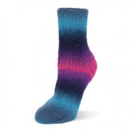 Rellana Flotte Socke Kolibri kleur 6211