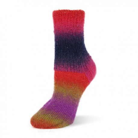 Rellana Flotte Socke Kolibri kleur 6213