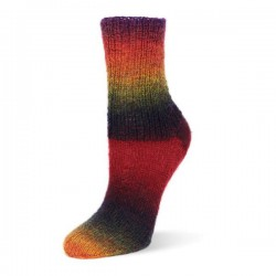 Rellana Flotte Socke Kolibri kleur 6215