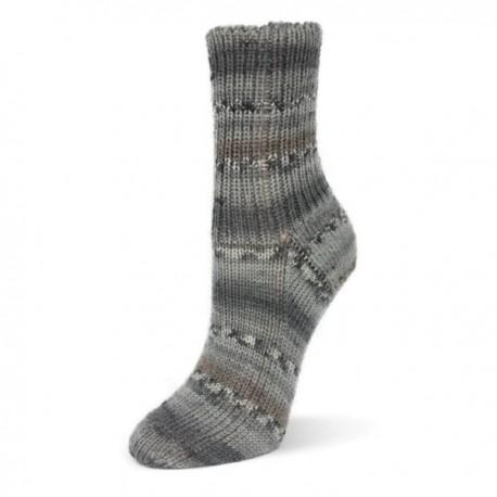 Rellana Flotte Socke Bamboe Merino - 3000