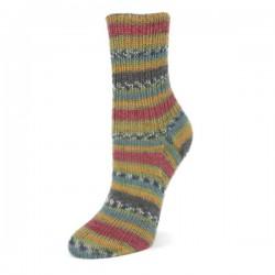 Rellana Flotte Socke Bamboe Merino - 3001