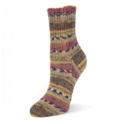 Rellana Flotte Socke Bamboe Merino - 3002