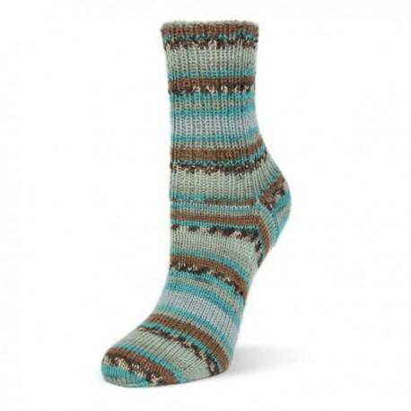 Rellana Flotte Socke Bamboe Merino - 3003