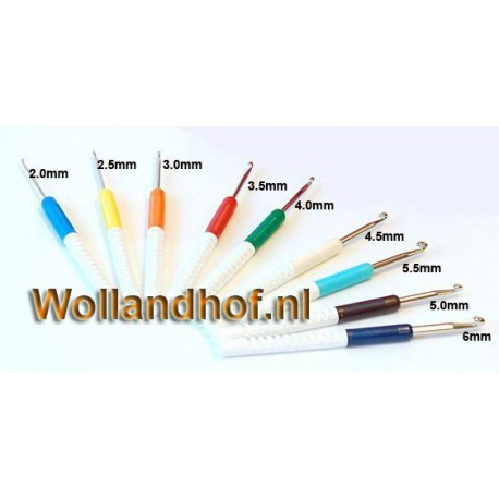Addi Colours Haaknaald 2.0mm