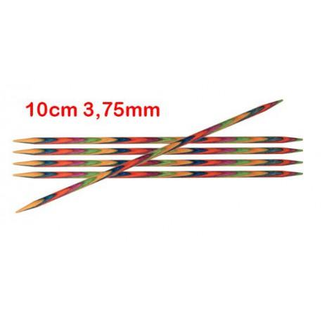 KnitPro Symfonie sokkennaalden 10 cm 3,75 mm