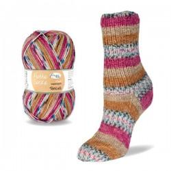 Rellana Flotte Socke Tencel - 1591
