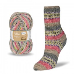 Rellana Flotte Socke Tencel - 1593