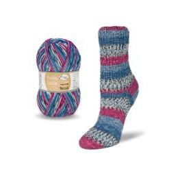 Rellana Flotte Socke Tencel - 1594
