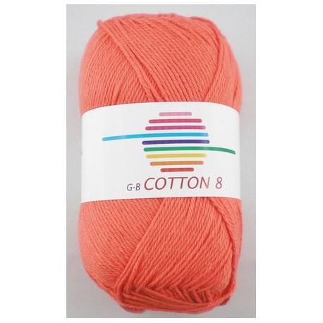 GB Cotton 8 1815 - Zalm OP is OP