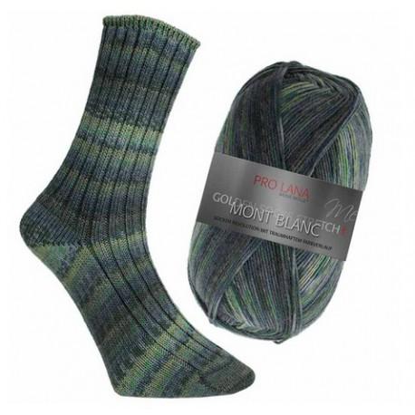 Pro Lana Golden Socks Mont Blanc - 509