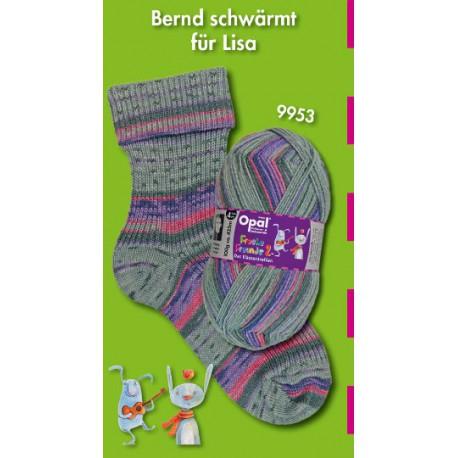 Opal Freche Freunde 2 - 9953 Bernd schwaermt fuer Lisa