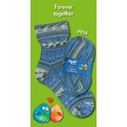 Opal Freche Freunde 2 - 9954 Forever together
