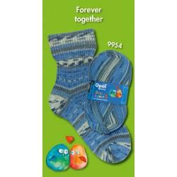 Opal Freche Freunde 2 - 9954 Forever together