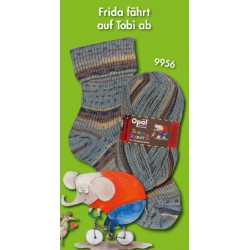 Opal Freche Freunde 2 - 9956 Frida faehrt auf Tobi ab