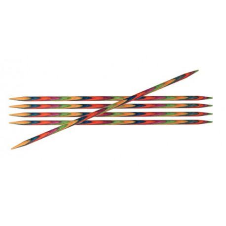 KnitPro Symfonie sokkennaalden 20 cm