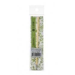 Chiaogoo Verwisselbare Haaknaald 3.5 - T-Spin Bamboe