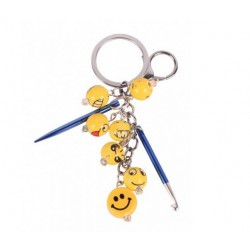 KnitPro Knitting Charms - Happiness