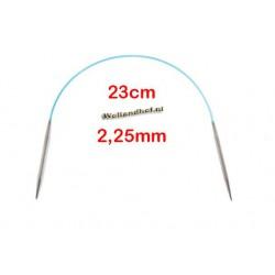 HiyaHiya Sharp rondbreinaald 23 cm - 2.25 mm
