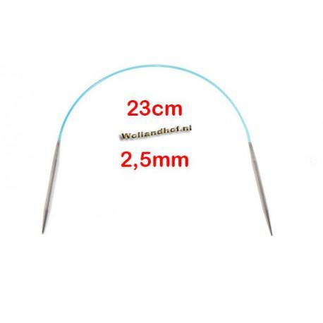 HiyaHiya Sharp rondbreinaald 23 cm - 2.5 mm