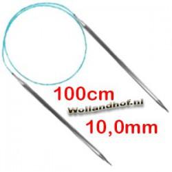 HiyaHiya Sharp rondbreinaald 100 cm - 10.0 mm