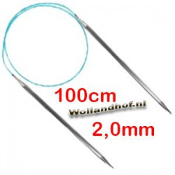 HiyaHiya Sharp rondbreinaald 100 cm - 2.0 mm
