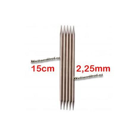 Chiaogoo Sokkennaalden - DPNs 15 cm - 2.25 mm