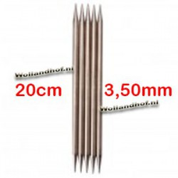 Chiaogoo Sokkennaalden - DPNs 20 cm - 3.5 mm