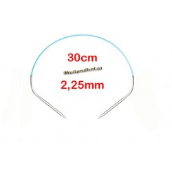 HiyaHiya Sharp rondbreinaald 30 cm - 2.25 mm