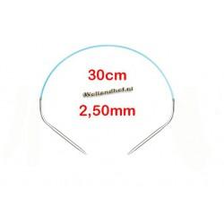 HiyaHiya Sharp rondbreinaald 30 cm - 2.5 mm