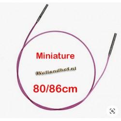 HiyaHiya Sharp 80-86 cm - verwisselbare miniature kabel