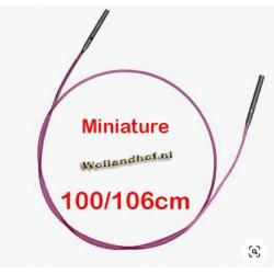 HiyaHiya Sharp 100-106 cm - verwisselbare miniature kabel