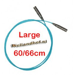 HiyaHiya Sharp 60-66 cm - verwisselbare Large kabel