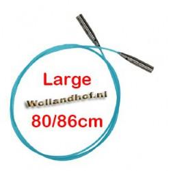 HiyaHiya Sharp 80-86 cm - verwisselbare Large kabel