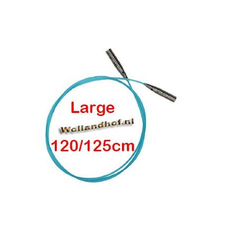 HiyaHiya Sharp 120-125 cm - verwisselbare Large kabel
