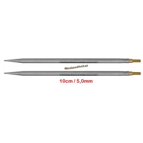 HiyaHiya Sharp 10 cm - 5.0 mm - verwisselbare Small naaldpunten-tips